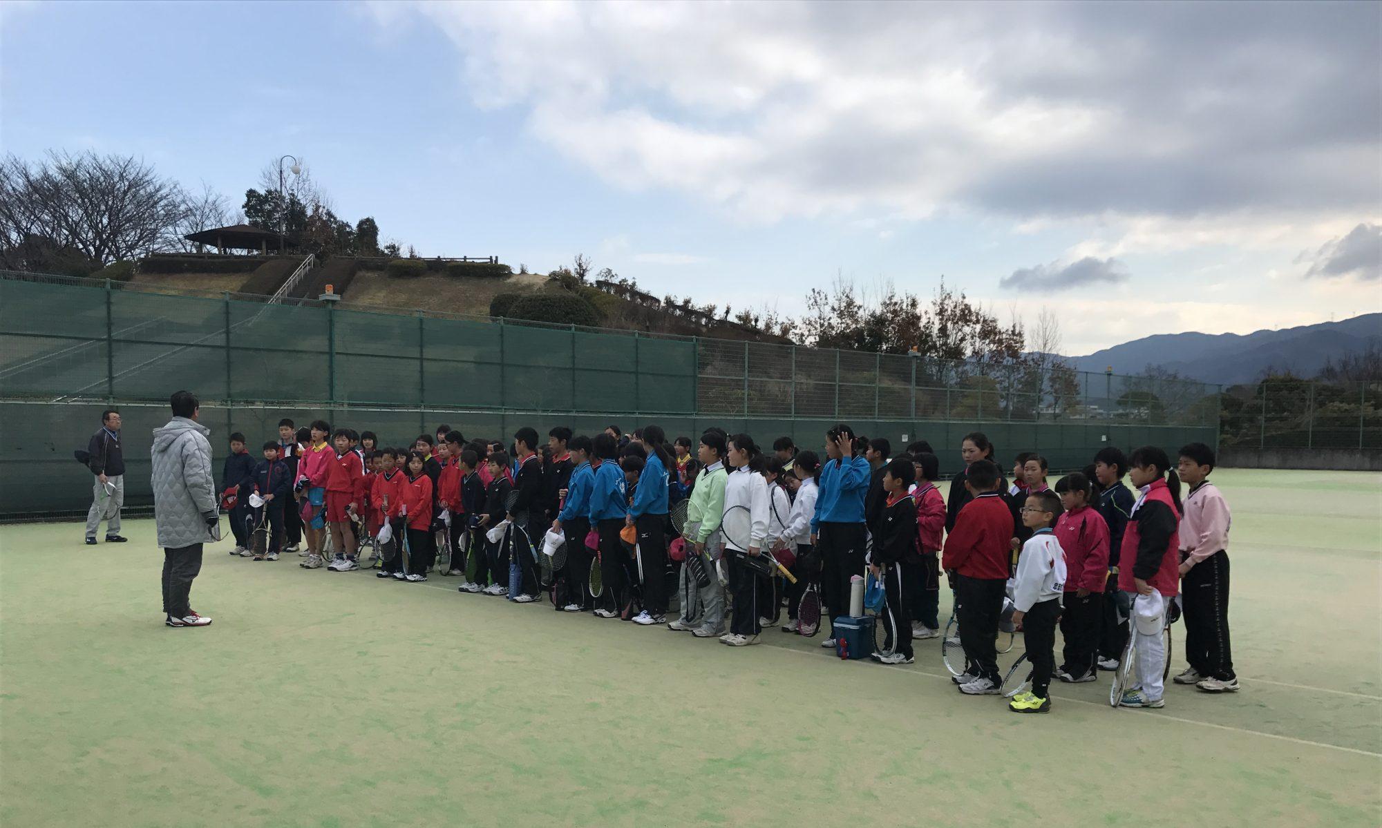 大阪府小学生ソフトテニス連盟
